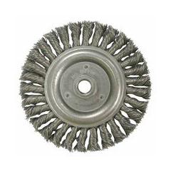 WEI804-08916 - Weiler - Dualife® Stringer Bead Twist Knot Wire Wheels
