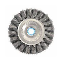 WEI804-09490 - Weiler - Dualife® Wide-Face Standard Twist Knot Wire Wheels