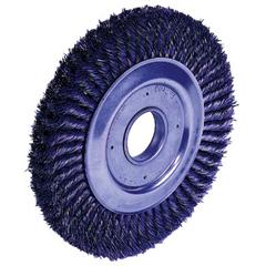 WEI804-09540 - Weiler - Dualife® Wide-Face Standard Twist Knot Wire Wheels