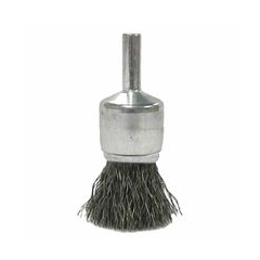 WEI804-10005 - WeilerCrimped Wire Solid End Brushes
