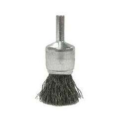 WEI804-10007 - WeilerCrimped Wire Solid End Brushes