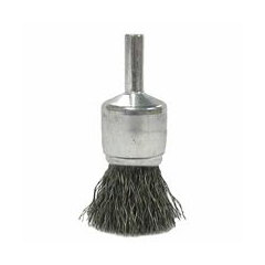 WEI804-10008 - WeilerCrimped Wire Solid End Brushes