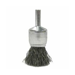 WEI804-10019 - WeilerCrimped Wire Solid End Brushes