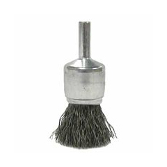 WEI804-10020 - WeilerCrimped Wire Solid End Brushes