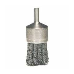WEI804-10025 - WeilerHollow-End Knot Wire End Brushes