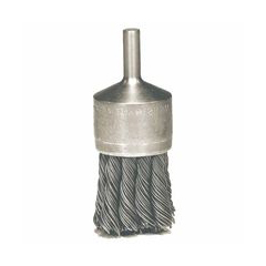 WEI804-10028 - WeilerHollow-End Knot Wire End Brushes