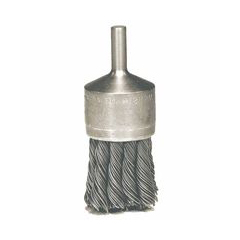 WEI804-10032 - WeilerHollow-End Knot Wire End Brushes