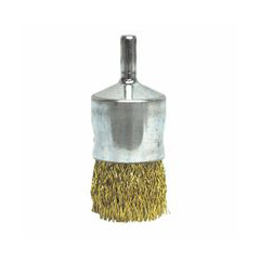WEI804-11007 - WeilerCoated-Cup Crimped Wire End Brushes
