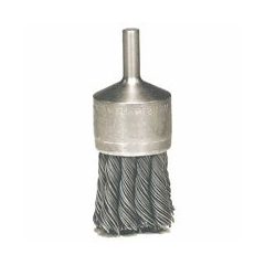 WEI804-10142 - WeilerHollow-End Knot Wire End Brushes