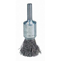 WEI804-10158 - WeilerCrimped Wire Solid End Brushes