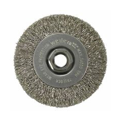 WEI804-13081 - WeilerTrulock™ Narrow-Face Crimped Wire Wheels