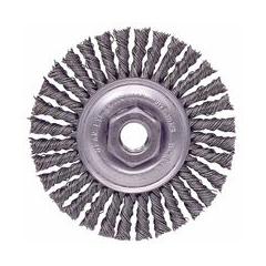 WEI804-13126 - Weiler - Dualife® Stringer Bead Twist Knot Wire Wheels