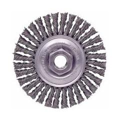 WEI804-13130 - WeilerDualife® Stringer Bead Twist Knot Wire Wheels
