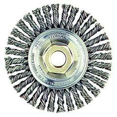 WEI804-13131 - Weiler - Roughneck® Stringer Bead Twist Wheels