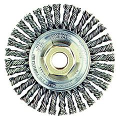 WEI804-13138 - Weiler - Roughneck® Stringer Bead Twist Wheels