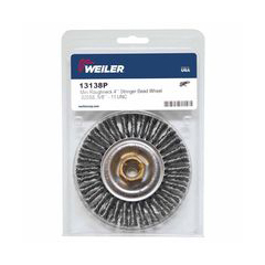 WEI804-13138P - Weiler - Roughneck® Stringer Bead Twist Wheels
