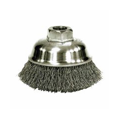 WEI804-13241 - WeilerCrimped Wire Cup Brushes