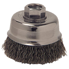 WEI804-13176 - WeilerCrimped Wire Cup Brushes