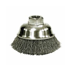 WEI804-13188 - WeilerCrimped Wire Cup Brushes