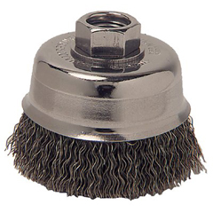 WEI804-13245 - WeilerCrimped Wire Cup Brushes