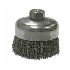 WEI804-14016 - WeilerCrimped Wire Cup Brushes