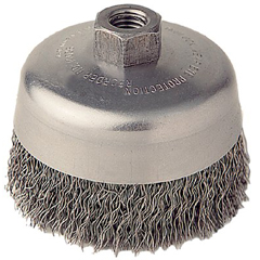 WEI804-14036 - WeilerCrimped Wire Cup Brushes