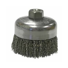 WEI804-14126 - WeilerCrimped Wire Cup Brushes