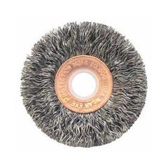 WEI804-15463 - WeilerCopper Center™ Small Diameter Wire Wheels