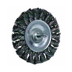 WEI804-17681 - Weiler - Dualife® Standard Twist Knot Wire Wheels
