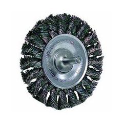 WEI804-17682 - Weiler - Dualife® Standard Twist Knot Wire Wheels