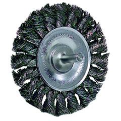 WEI804-17687 - Weiler - Dualife® Standard Twist Knot Wire Wheels