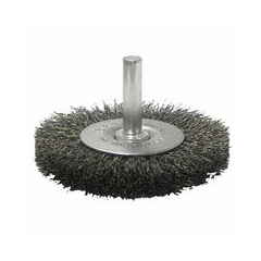 WEI804-17962 - WeilerCrimped Wire Radial Wheel Brushes