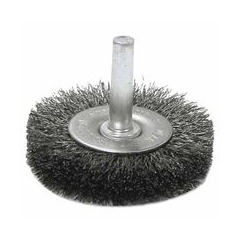 WEI804-17966 - WeilerCrimped Wire Radial Wheel Brushes