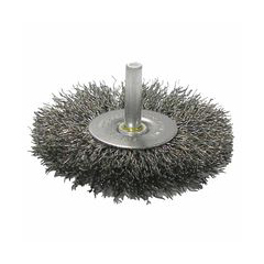 WEI804-17969 - WeilerCrimped Wire Radial Wheel Brushes