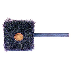 WEI804-33002 - WeilerStem-Mounted Square Brushes