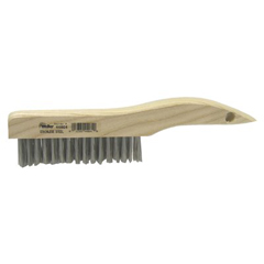 WEI804-44064 - WeilerShoe Handle Scratch Brushes