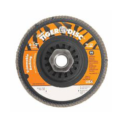 WEI804-50006 - WeilerTrimmable Flap Discs