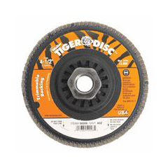 WEI804-50008 - WeilerTrimmable Flap Discs