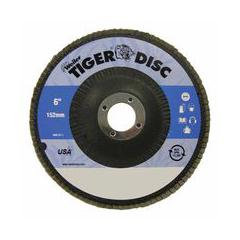 WEI804-50651 - WeilerTiger® Disc Abrasive Flap Discs