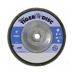 WEI804-50660 - WeilerTiger® Disc Abrasive Flap Discs
