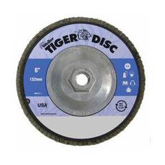 WEI804-50661 - WeilerTiger® Disc Abrasive Flap Discs