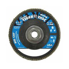 WEI804-50808 - WeilerBig Cat® High Density Flat Style Flap Discs