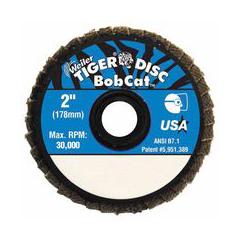 WEI804-50933 - WeilerBobcat™ Flat Style Flap Discs