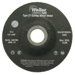 WEI804-56393 - Weiler - Vortec Pro™ Type 27 Thin Cutting Wheels