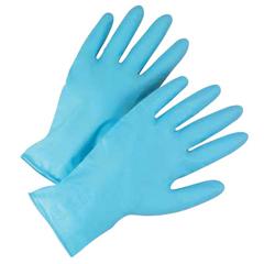 WSC813-2950-L - West Chester2950 High Risk Industrial Grade Nitrile Gloves, 8 Mil, Large, Blue