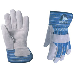 WLL815-Y3014L - Wells LamontLeather Palm Gloves