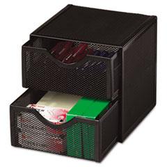 ROLFG9E5600BLA - Rolodex™ Mesh Organization Cubes