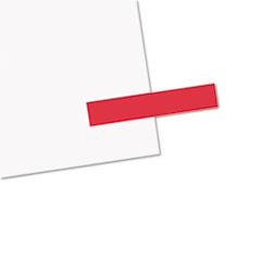 RTG20022 - Redi-Tag® Removable/Reusable Small Rectangular Page Flags