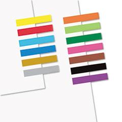 RTG20202 - Redi-Tag® Removable/Reusable Small Rectangular Page Flags