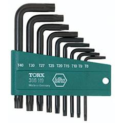 WHT817-36392 - Wiha ToolsTorx® L-Key Sets